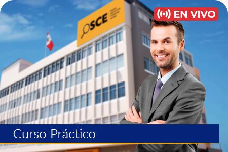 Preparación para la Certificación OSCE - 27, 28 y 29 de febrero de 2020