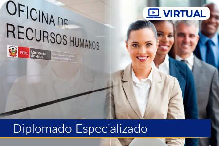 Recursos Humanos y Ley Servir - Virtual Actualizado