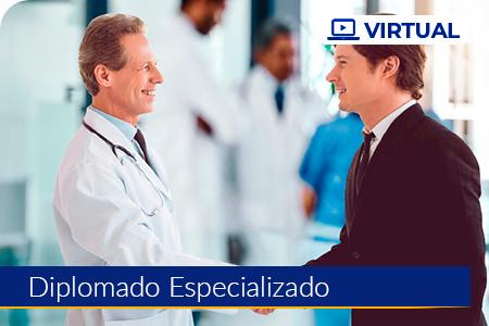 Gestión en Servicios de Salud - Virtual