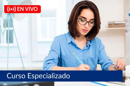 Redacción de Documentos Oficiales en la Gestión Pública - Del 17 de septiembre al 29 de octubre de 2021