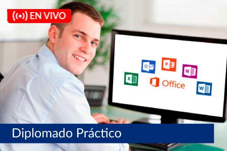 Ofimática Profesional Excel, Word, Power Point, Outlook y Prezi - Del 29 de septiembre al  08 de diciembre de 2021