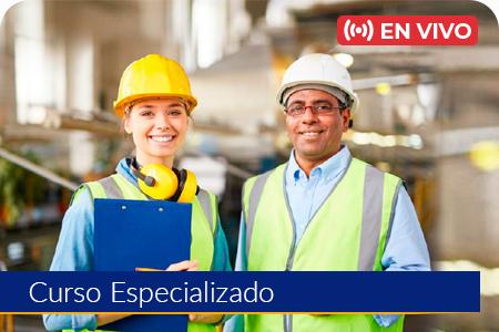 Seguridad y Salud en el Trabajo - Del 4 al 13 de marzo de 2020