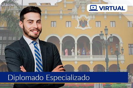 Administración y Gestión de Gobiernos Regionales y Municipales - Virtual