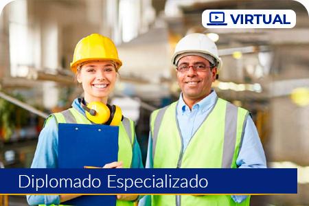 Seguridad y Salud en el Trabajo - Virtual