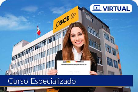 Preparación para la Certificación OSCE - Virtual Actualizado