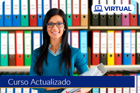 Administración Documentaria y Archivos en la Gestión Pública - Virtual (50 horas)