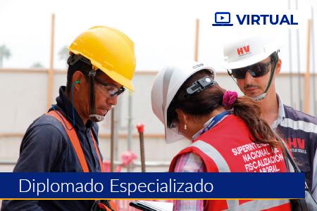 Legislación Laboral, Seguridad y Salud en el Trabajo y Fiscalización Laboral - Virtual