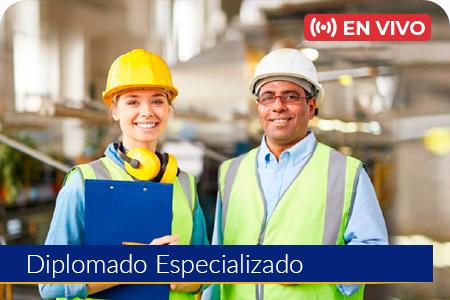 Seguridad y Salud en el Trabajo - Del 30 de enero al 26 de marzo de 2020