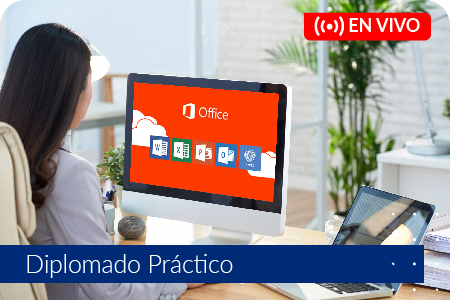 Ofimática Profesional Excel, Word, Power Point, Outlook y Prezi - Del 8 de agosto al 17 de octubre de 2020