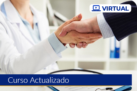 Gestión de las Contrataciones Públicas de Productos Farmacéuticos y Material Médico - Virtual
