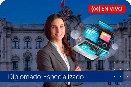Gestión Pública y Gobierno Digital  - Del 2 de septiembre al 4 de noviembre de 2020