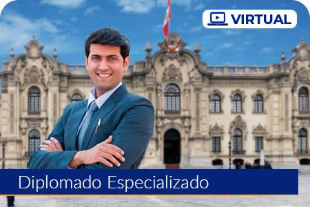 Gestión Pública y Contrataciones del Estado - Virtual Actualizado