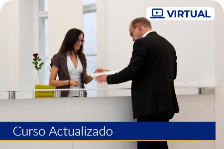Calidad de Atención al Usuario - Virtual