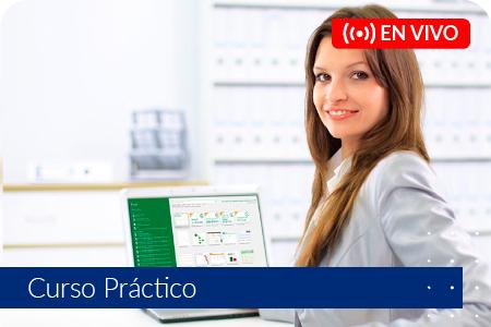 Excel Intermedio - Del 10 de noviembre al 01 de diciembre de 2020