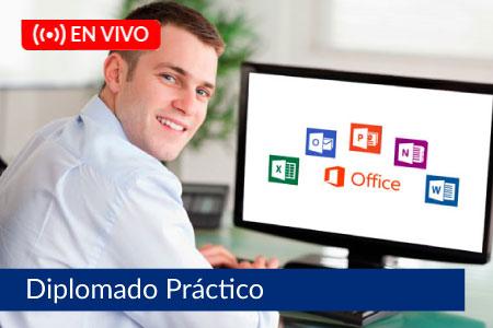 Ofimática Profesional Excel, Word, Power Point, Outlook y Prezi - Del 07 de abril al 16 de junio de 2021