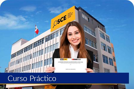 Preparación para la Certificación OSCE - Del 22 al 30 de abril de 2021